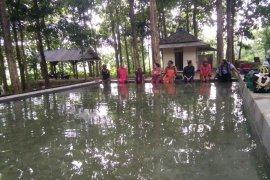 Objek Wisata Prataan Tuban Datangkan Ikan Terapi