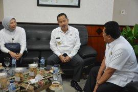 Pjs Wali Kota Bekasi temui Kejari