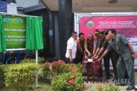 KPPN Barabai Canangkan Zona Integritas Bebas korupsi