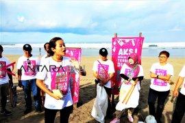 Selebritis-Aktivis Deklarasikan Indonesia Bebas Sampah