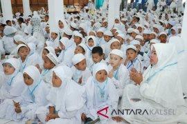 Manasik Haji PAUD Banjarbaru