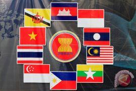 KTT ASEAN berlangsung di tengah gesekan antara AS dan China