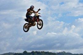 525 biker Internasional datang ke Pontianak
