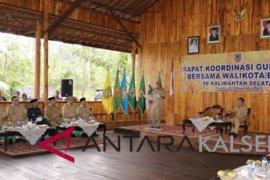 Bupati Kotabaru imbau masyarakat sukseskan coklit