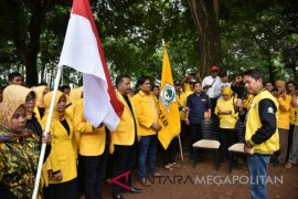 Ketua Golkar Jabar: Kegiatan partai harus bermanfaat