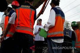 Jalan Layang Tol Jakarta-Cikampek optimistis rampung Mei 2019