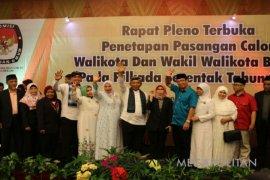 Seluruh paslon sepakat usung Pilkada damai Bekasi