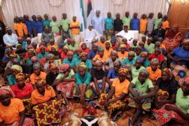 Puluhan pelajar Nigeria dibebaskan setelah diculik kelompok bersenjata