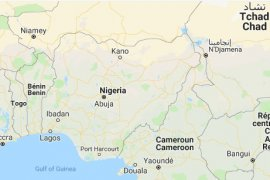 Dua pekerja China di Nigeria diculik