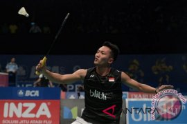 Tim Piala Thomas Indonesia tundukkan Filipina 5-0