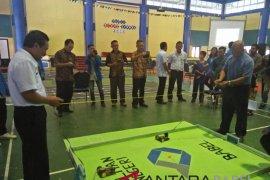Polman Babel gelar kontes robot bagi pelajar