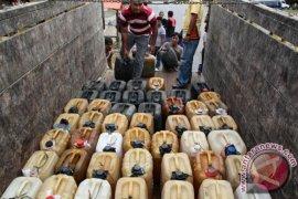Penimbun BBM dan minyak mentah di Kaltim ditangkap polisi
