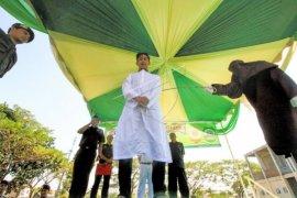 Uqubat Cambuk Hukum Jinayat Aceh