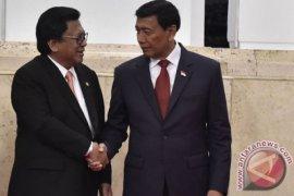 Hanura deklarasikan Wiranto cawapres