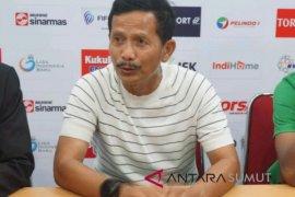 PSMS matangkan persiapan lawan Sriwijaya FC
