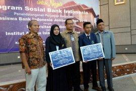 Mahasiswa Unej dan IAIN Jember Dapat Beasiswa GenBI dari Bank Indonesia