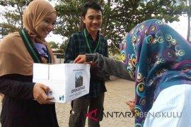 HMI Bengkulu galang dana untuk pekerja perempuan