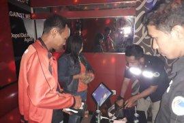 Satpol PP Mukomuko rutin razia tempat karaoke
