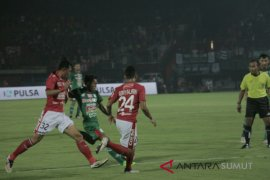 PSMS gagal curi poin dari Bali United