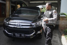 Polda Jatim instruksikan jajaran polres tingkatkan pengamanan pejabat VIP-VVIP