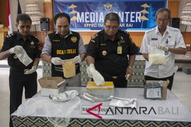 BC Bali gagalkan penyelundupan narkoba Rp1,7 miliar