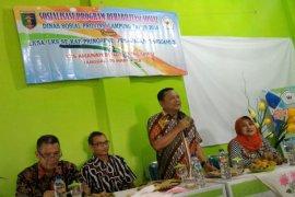Dinas Sosial Provinsi Lampung Membina 163 LKS