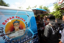 Denda Pajak Kendaraan Bermotor di Jatim Dibebaskan