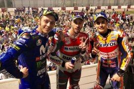 Dovizioso menangi balap pembuka MotoGP Qatar