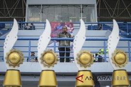 Pembukaan Liga Pekerja Indonesia Jabar