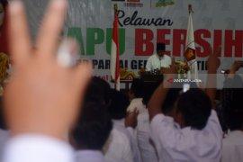 Prabowo Dijadwalkan Empat Hari Sapa Kader di Jatim