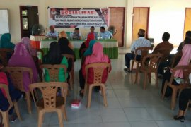 KPU Gorontalo Utara Terus Sosialisasikan Tahapan Pilkada