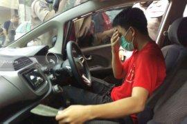 Polisi Tangkap Remaja karena Larikan Honda Jazz