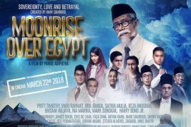 """Moonrise Over Egypt"" perjuangan diplomasi Agus Salim"