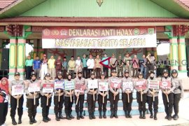 "PDIP Banjarmasin Deklarasi Anti ""Hoax"""
