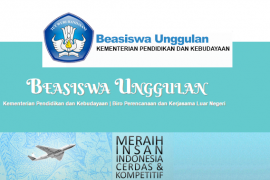 Kemendikbud buka pendaftaran seleksi Beasiswa Unggulan jenjang sarjana