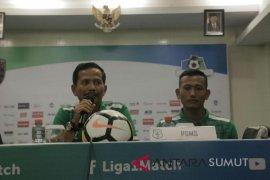 PSMS siap hadapi Bali United