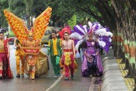 Festival etnik dan kuliner tradisional akan meriahkan event Paris Van Borneo