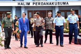 Presiden Jokowi akan bagikan bansos PKH dan BPNT