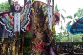 """governor unveils """"Bali Art Carnival II"""""""