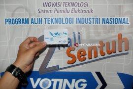 Sidoarjo Pilkades Serentak, Awali Sistem E-Voting