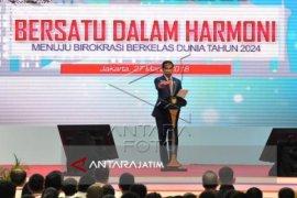 Kata Jokowi Indonesia Maju Andai Birokrat Bekerja Keras