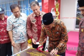 Mendikbud resmikan gedung Taman Teknologi  SMKN 2  Pangkalpinang