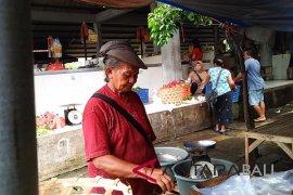 Harga cabai di pasar tradisional Denpasar naik