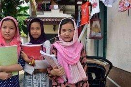 Pencari suaka di Riau kebanyakan anak-anak