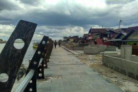 """Masyarakat banjar serasan sangat antusias sambut pembangunan """"waterfront"""""""