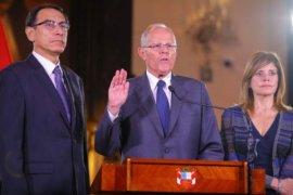 Presiden baru Peru janji lawan korupsi