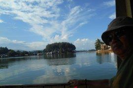 Anggota Polres tenggelam di Waduk Riam Kanan