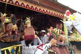Hari Nyepi, umat Hindu Bali tetap gelar Saraswati
