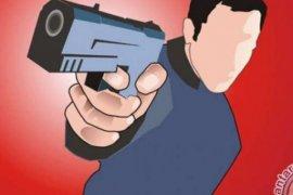 Polisi Siak kejar perampok berpistol yang menembak satpam