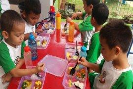 Jangan lalaikan gizi anak Indonesia di masa pandemi corona